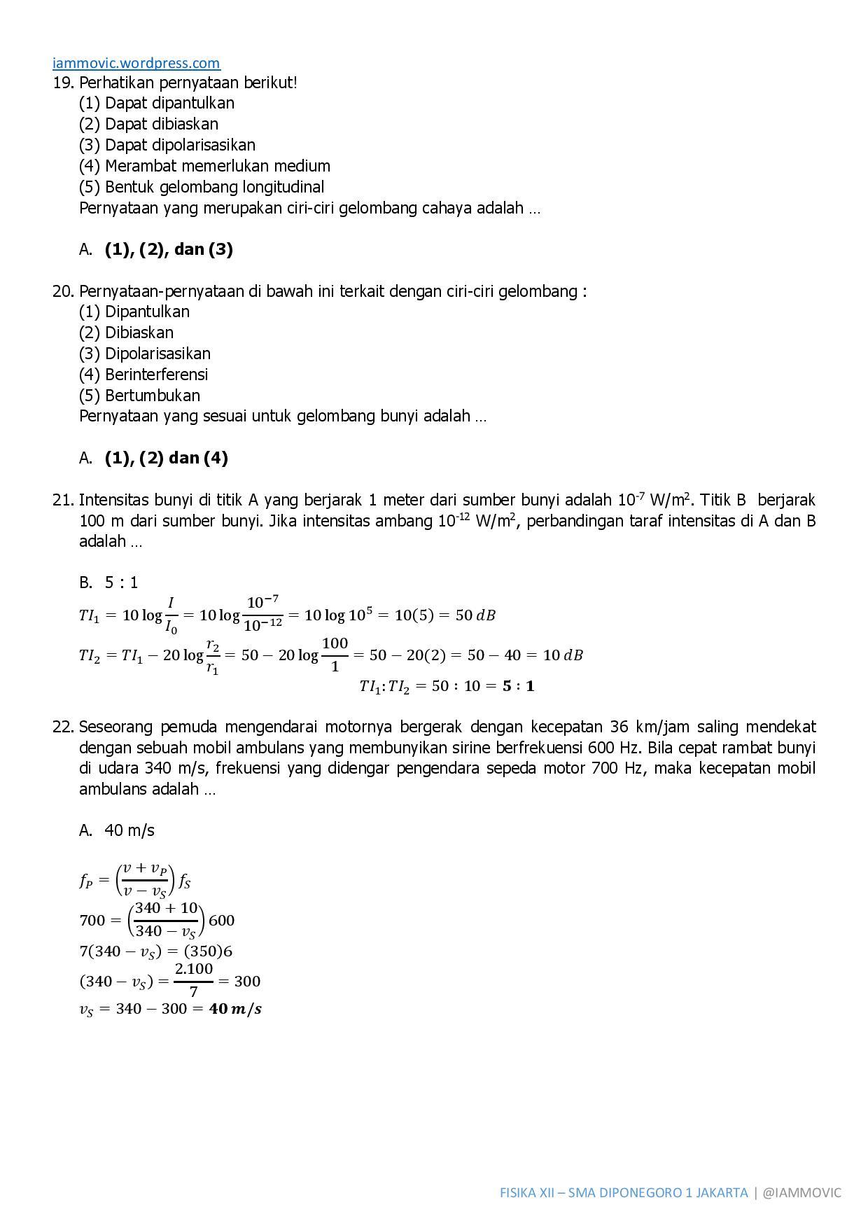 Ekonomi Akuntansi Id Soal Soal Dan Jawaban Fisika Kelas Xii Semester Ganjil Pembelajaranfisika