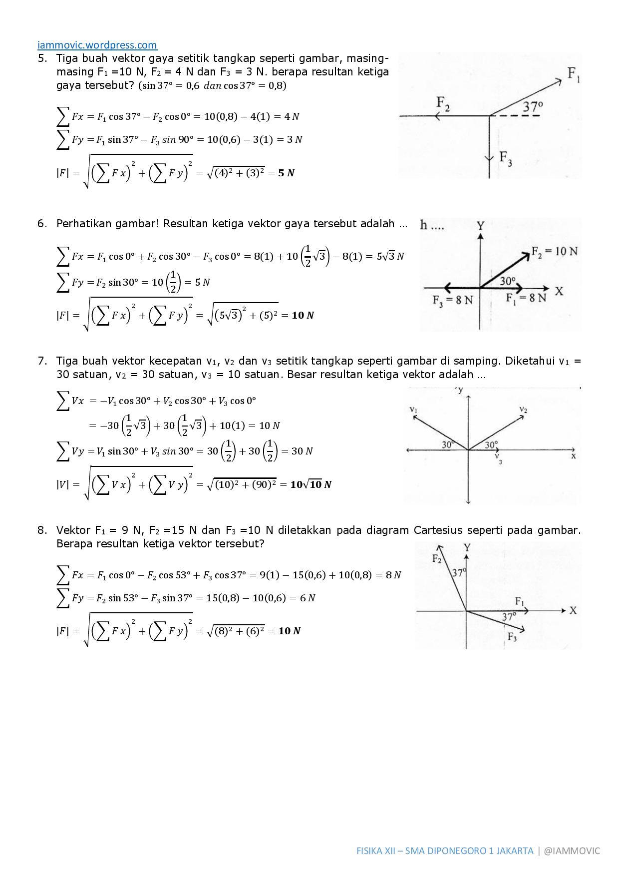 Soal Dan Pembahasan Matematika Untuk Smp Kelas Download Lengkap