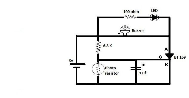 tugas prakarya  u2013 alarm laser sederhana  u2013 iammovic